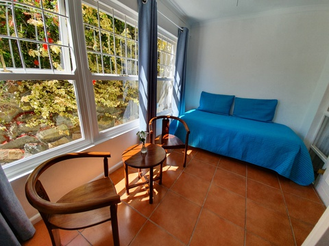Paradiso Guest House Two Bedroom Self Catering Cottage Sun Lounge