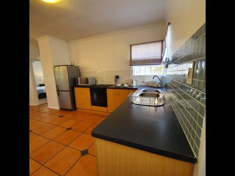 Paradiso Guest House Two Bedroom Self Catering Cottage Kitchen
