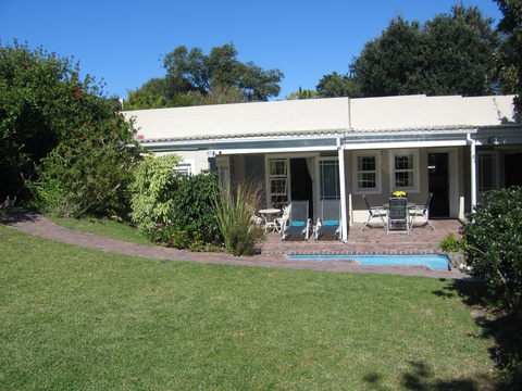 Paradiso Guest House Two Bedroom Self Catering Cottage