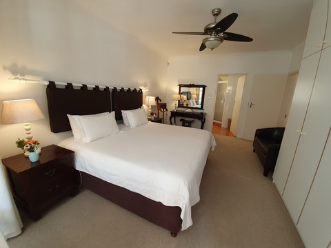 Paradiso Guest House Two Bedroom Self Catering Cottage Main Bedroom