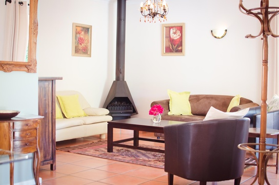 Lounge, Self-Catering 2 Bedroom Cottage, Paradiso Guesthouse