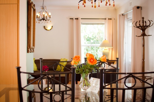 Dining area, Self-Catering 2 Bedroom, Paradiso Guesthouse